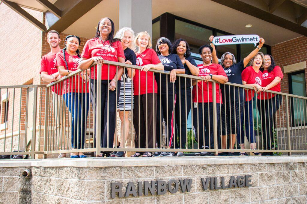 Rainbow Village Staff Photo